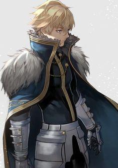 King George Van Zant of Icelind