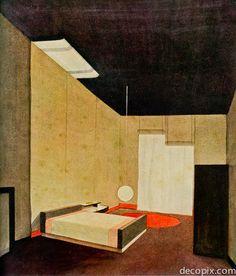 Decopix - The Art Deco Architecture Site - Art Deco Architectural Drawings