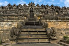 Borobudur Temple is a Mahayana Buddhist temple, world's largest Buddhist temple, and also one of the greatest Buddhist monuments in the world. Tibet, Borobudur Temple, Buddhist Temple, Spa, Lost City, Pacific Rim, Southeast Asia, Buddhism, Barcelona Cathedral