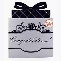 Gift card holders at Kohl's - Check out the selection of our gift card holders, including this Gift Card Impressions Wedding Gift Card Holder, at Kohl's. Funny Wedding Gifts, Wedding Gifts For Guests, Wedding Shower Cards, Wedding Cards, Gift Cards Money, Unique Gifts For Kids, Wedding Anniversary Cards, Card Tags, Gift Tags
