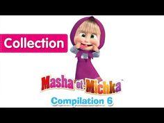 Masha y el Oso Juguetes en Español Recopilación 40 Min Episodios Completos - YouTube