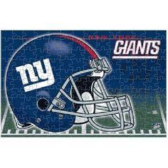 New York Giants puzzle