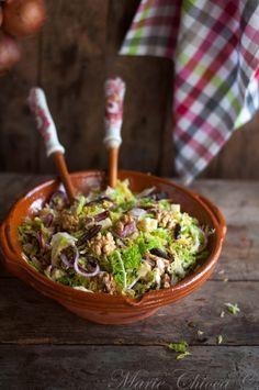 { Un « mal aimé »… qui peut encore nous étonner ! } | Saines Gourmandises Batch Cooking, I Want To Eat, Japchae, Entrees, Biscuits, The Cure, Healthy Recipes, Healthy Food, Vegan
