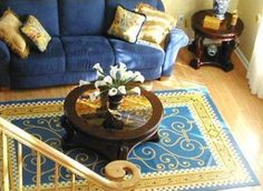 floorcloths, how to make floorcloths, canvas rugs