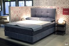 30 Beds and Headboards that Bring Color to the Bedroom #modernbunkbeds
