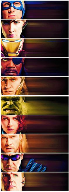 Thor, Marie Hill, or Nick Fury is so the best. if only Loki was in here. Marvel Dc Comics, Films Marvel, Heros Comics, Marvel Heroes, The Avengers, Avengers Shield, Avengers 2012, Avengers Characters, Thor