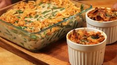 Green Bean Casserole - Cook123.com - Recipes