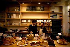 Luca's Bakery, East Dulwich, London
