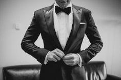 Custom Groom's Tuxedo | BlackLapel.com | Sweet Poppy Studios | TheKnot.com
