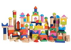 150 piece block set $39.99, not the cheapest blocks but for how many come in the set and made of wood, seems worth it to me
