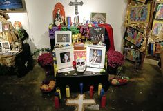 Day of the Dead a celebration of souls, not a scary affair