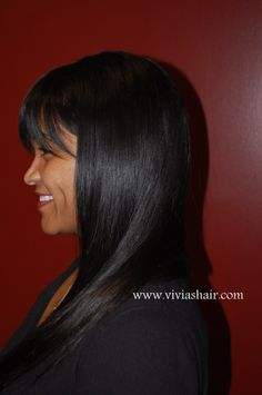 Hair Styles For African American Women