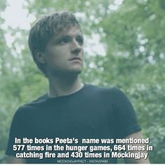 "603 Likes, 54 Comments - Hunger Games Facts (@mockingjayfact) on Instagram: ""PEETA or GALE (Comment below)"""