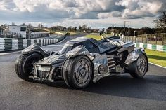 Batmobile TGX_Facebook Team Galag Gumball 3000_GF Williams_1