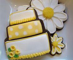 Yellow Cake by JJ Spencer, via Flickr
