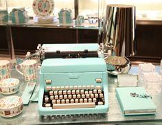 typewriter breakfast at tiffanys habituallychic
