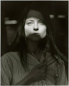 Clarice Starling xD by Herb Ritts