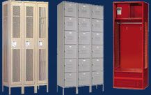 the older boys are DYING for metal lockers in their bedroom. Gotta figure out how to get them in!