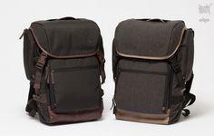 BrownBreath - URBANITE BACKPACK GU . One of the most representative #Brownbreath #Backpack.