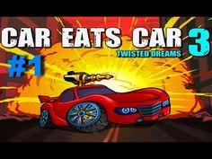 Мультик Игра про Машинки Машина ест Машину 3 Злые Тачки #1