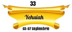 Heraldry of Life: 33.YEHUIAH-DEUS OMNIUM COGNITOR Life, Dios