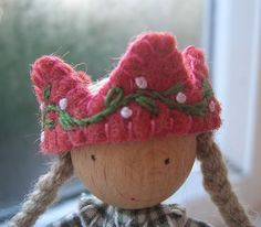 birthday crown by prairie.mouse