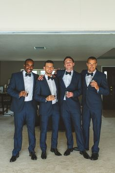 57 New Ideas For Wedding Blue Suit Brown Shoes Navy Groomsmen Black Tie Wedding, Wedding Men, Wedding Groom, Wedding Suits, Wedding Attire, Trendy Wedding, Dream Wedding, Tan Tuxedo Wedding, Garden Wedding