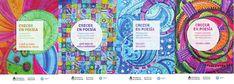 Poesias para imprimir. Colecciones del Plan Nacional de Lectura. Crecer en posía. Night, Maths, Artwork, Ideas, Curriculum Design, Free Downloads, Work Of Art