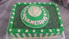 Bolo Palmeiras, bolo de chocolate com recheio chandele.