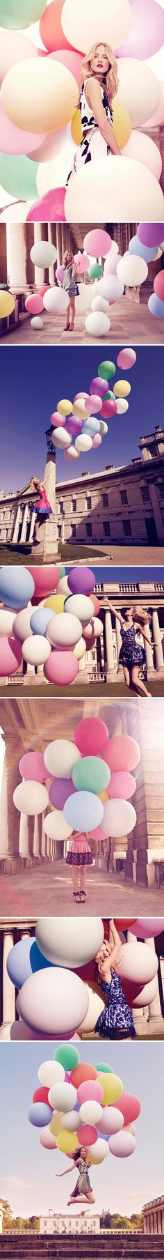 99 Luftballons | Zuckermonarchie Blog