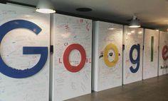 Derfor er Google en attraktiv arbeidsplass Tech Companies, Company Logo, Logos, Google, Logo