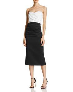 Parker Black Eliana Strapless Dress