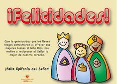 Reyes Magos Ilustraciones para la Epifania