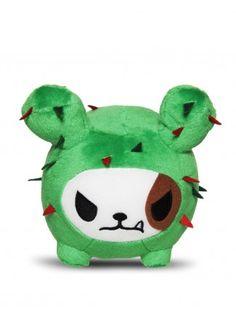 Cactus Dog Plush $20 #tokidoki