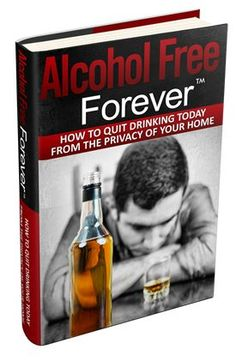 Alcohol Free Forever is a complete guide system that will help a person stop drinking.