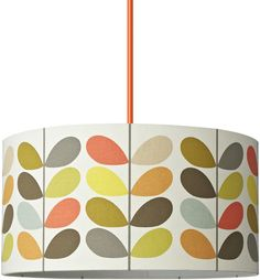 Orla Kiely Multi Stem Lampshade Small On Style Co Uk