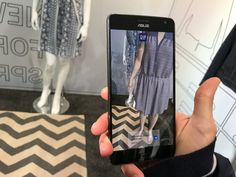 The Gap built a Tango app that lets you try on clothes without going to the store.