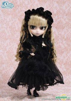 "Pullip doll ""Seila"", Gothic Lolita"