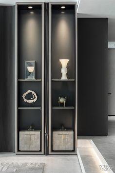 Shelving Design, Shelf Design, Cabinet Design, Chinese Interior, Living Room Tv Unit Designs, American Interior, Rack Design, Display Design, Office Interior Design