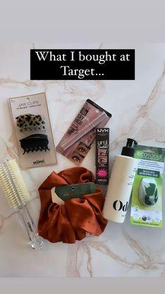 Eyebrows, Hair Care, Hair Accessories, Packaging, Drugstore Beauty, Self Care, Target, Skincare, Eye Brows