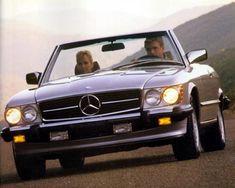 Mercedes 450SL Convertible