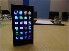 Jolla Smartphone With Sailfish OS Review - http://www.mobidoom.com/2014/10/jolla-smartphone-with-sailfish-os-review
