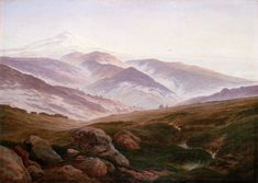 Caspar David Friedrich 016 - Caspar David Friedrich - Wikipedia, the free encyclopedia