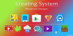 Matdesign Icon Pack v2.0.1  Viernes 16 de Octubre 2015.By : Yomar Gonzalez ( Androidfast )   Matdesign Icon Pack v2.0.1 Requisitos: 4.0.3  Información general: Matdesign es una nueva alternativa lanzador paquete de iconos para soportar los cambios de iconos por paquete. El material con un diseño de base. Incluye: 2000 iconos en total se instalarán 200x200 xxxhdpi para una integración perfecta todos los iconos se crean de forma manual y específicamente para este paquete con un icono para cada…