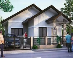 304 best small simple houses images in 2019 simple house for Accessori casa design low cost