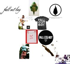 """""""fall out boy"""" by laverruga on Polyvore"""