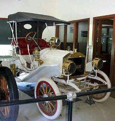 1907 Lambert Roadster. Lambert Automobile Co. Anderson. 1905/1916
