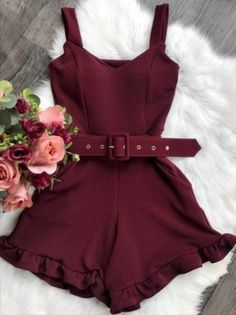 Girls Fashion Clothes, Teen Fashion Outfits, Cute Fashion, Outfits For Teens, Casual Chic Outfits, Pretty Outfits, Cool Outfits, Sexy Black Art, Frocks And Gowns