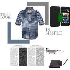 """The Look"" by smacktom on Polyvore"