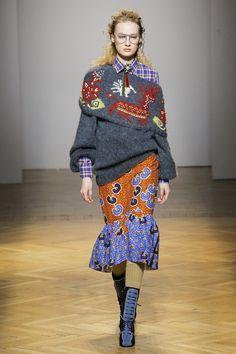 Stella Jean at Milan Fashion Week Fall 2017